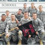 East Surry JROTC takes seventh in elite competition
