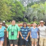 SCC Horticulture Club visits riverbanks zoo and garden