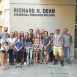 Students learn about regenerative medicine