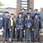 9 graduate from HVAC program
