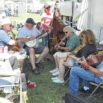Fiddlers convention possibly biggest ever