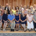 Retiring school staff say bye