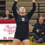Lady Hounds in another five-setter