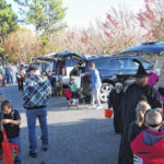 Trunk-or-Treat offers fun for all