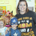 Students have Halloween fun