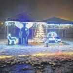 Veteran Park lights up for Christmas
