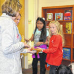 Pilot Mountain fourth graders learn about sharks