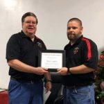 Fire crew gives annual awards