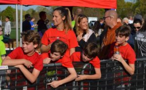 Shoals students, teachers run 5K