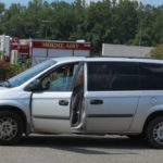 Authorities detonate bomb found in van