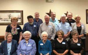 Pilot Mountain class of '55 has reunion