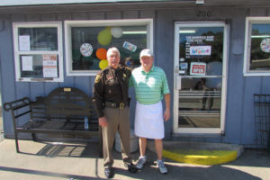 Owner of Pilot diner retires
