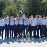 East Surry cadets fair well at drill meet