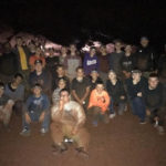 East Surry JROTC cadets go spelunking