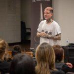'Prodigy' gives SCC talk