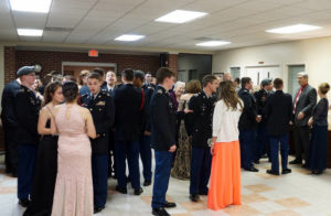 East Surry ROTC holds Military Ball
