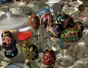 Museum hosts pysanka egg workshop