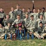 ROTC does well in Virginia meet