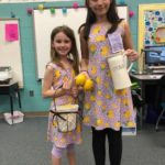 Shoals Elementary School pairs book buddies