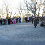 Churches hold community sunrise service