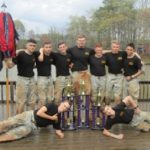 JROTC takes third in competition