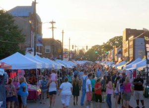 Mayfest to get underway Friday