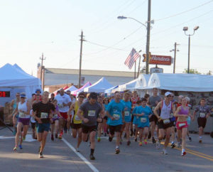 Heart and Sole 5K is Saturday