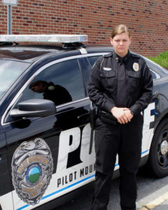 Pilot board talks police cars