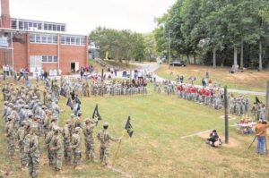 East Surry ROTC hosts competition