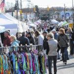 Fall Vintage Mart is Saturday
