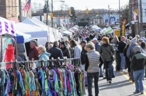 Fall Vintage Mart is Saturday