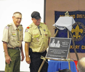Dogwood District holds recognition banquet