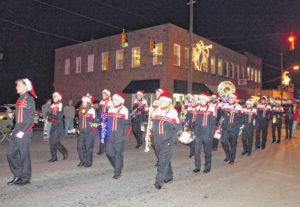 Pilot Mountain celebrates Christmas season