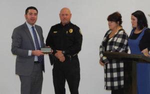 Police Chief Darryl Bottoms retires