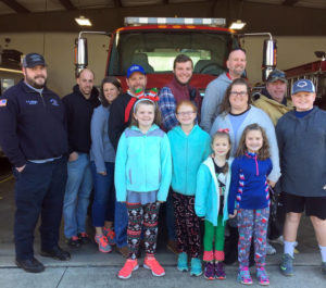 Westfield fire department partners with Toys for Tots
